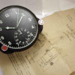 Aircraft Cockpit 5-Days Clock 60 CHP