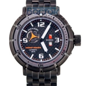 Vostok Amfibia Turbina Russian Automatic Watch 2435.02 / 236603 A