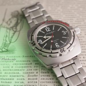 Vostok Amphibia, 2415 / 090660