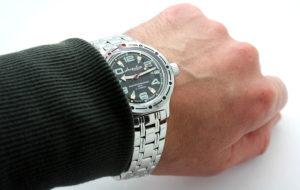 Russian automatic watch VOSTOK AMPHIBIAN 2416 / 420334