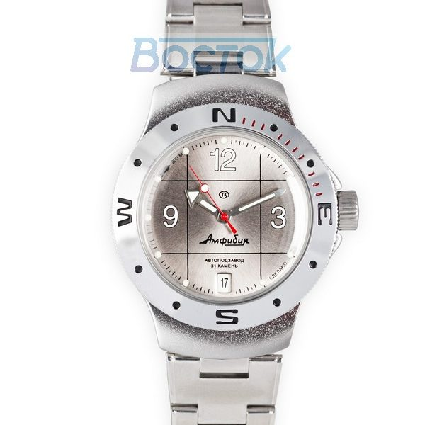 Russian automatic watch VOSTOK AMPHIBIAN 2416 / 060146
