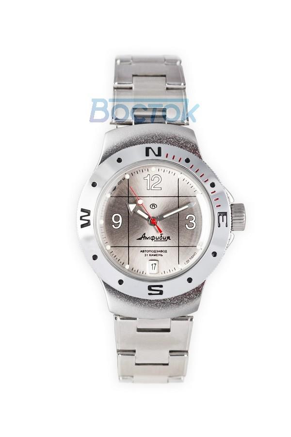 Russian automatic watch VOSTOK AMPHIBIAN 2416 / 060146