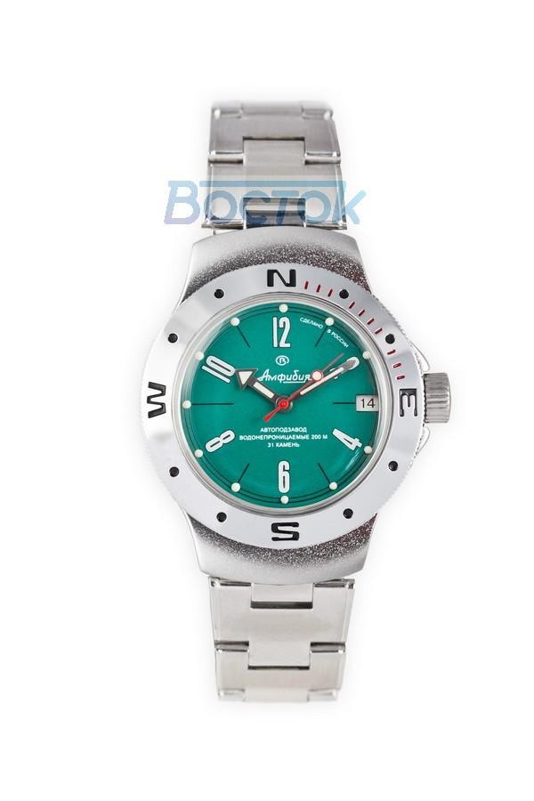 Russian automatic watch VOSTOK AMPHIBIAN 2416 / 060282