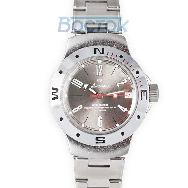 Russian automatic watch VOSTOK AMPHIBIAN 2416 / 060284