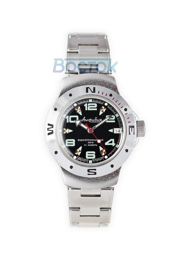 Russian automatic watch VOSTOK AMPHIBIAN 2416 / 060334
