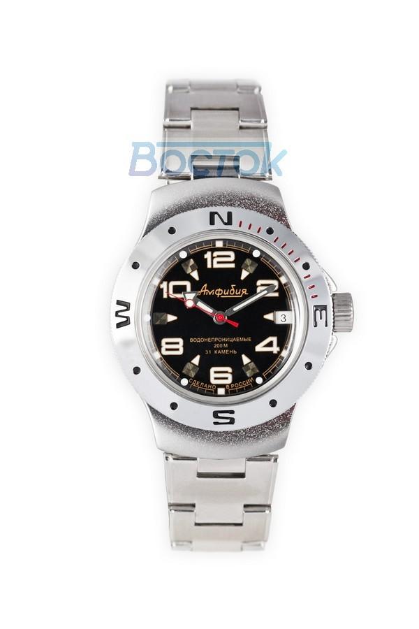 Russian automatic watch VOSTOK AMPHIBIAN 2416 / 060335