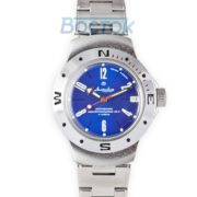 Russian automatic watch VOSTOK AMPHIBIAN 2416 / 060358
