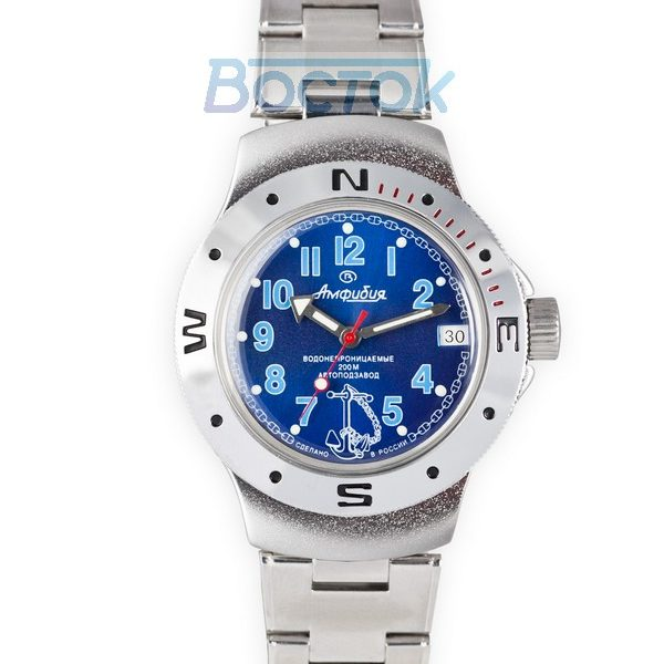 Russian automatic watch VOSTOK AMPHIBIAN 2416 / 060382