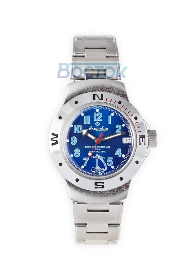 Russian automatic watch VOSTOK AMPHIBIAN 2416 / 060382
