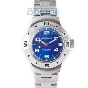 Russian automatic watch VOSTOK AMPHIBIAN 2416 / 060432