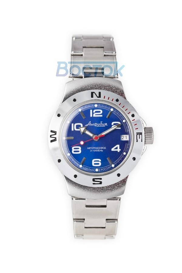 Russian automatic watch VOSTOK AMPHIBIAN 2416 / 060432