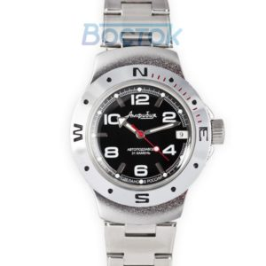 Russian automatic watch VOSTOK AMPHIBIAN 2416 / 060433