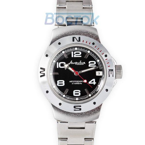 Russian automatic watch VOSTOK AMPHIBIAN 2416 / 060433