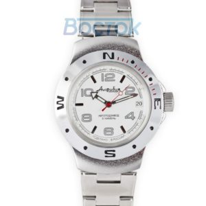 Russian automatic watch VOSTOK AMPHIBIAN 2416 / 060434