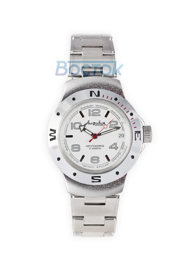 Russian automatic watch VOSTOK AMPHIBIAN 2416 / 060434