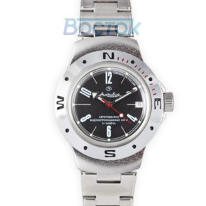 Russian automatic watch VOSTOK AMPHIBIAN 2416 / 060484
