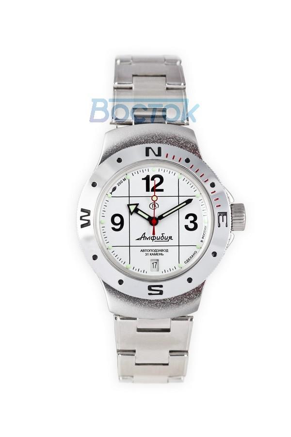Russian automatic watch VOSTOK AMPHIBIAN 2416 / 060487