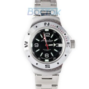 Russian automatic watch VOSTOK AMPHIBIAN 2416 / 060640