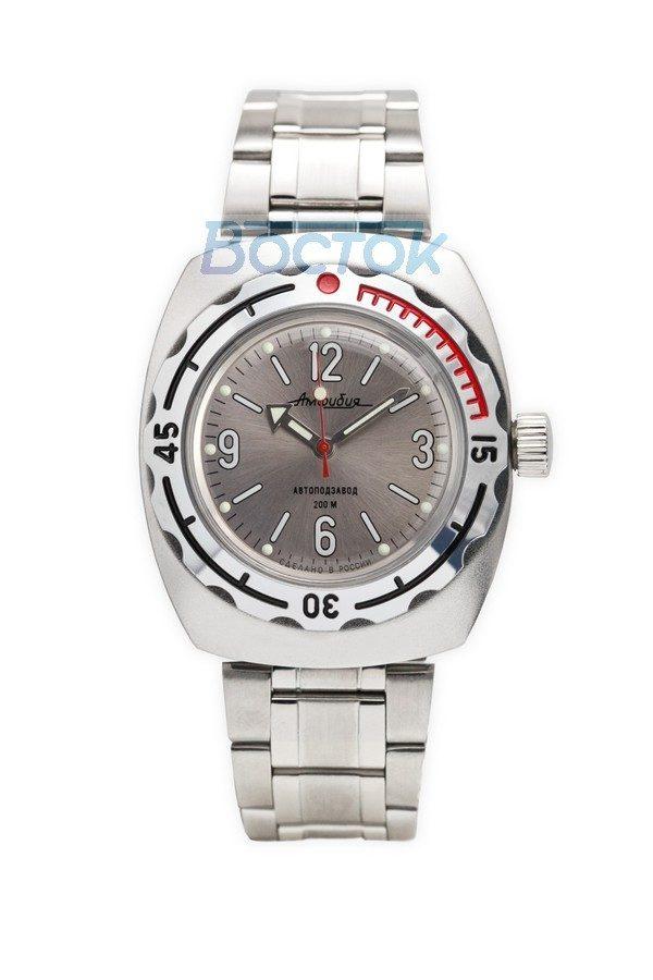 Vostok Amphibian Russian Automatic Watch 2415 / 090661