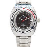 Vostok Amphibian Russian Automatic Watch 2415 / 090662