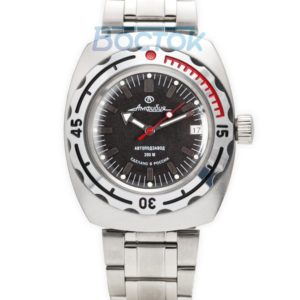 Vostok Amphibian Russian Automatic Watch 2415 / 090662