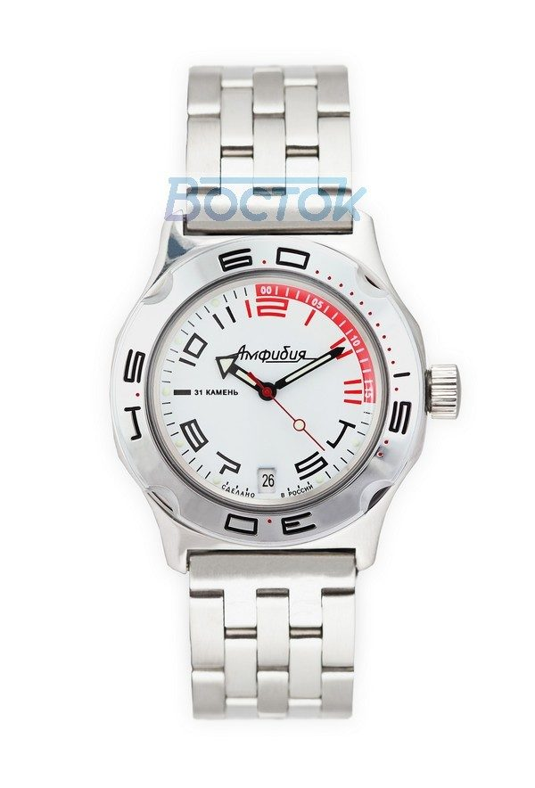 Russian automatic watch VOSTOK AMPHIBIAN 2416 / 100472