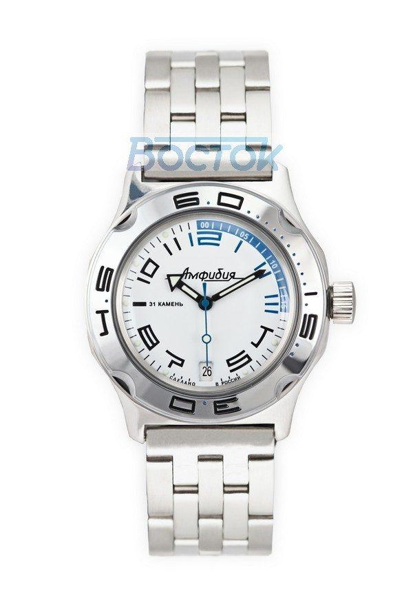 Russian automatic watch VOSTOK AMPHIBIAN 2416 / 100473