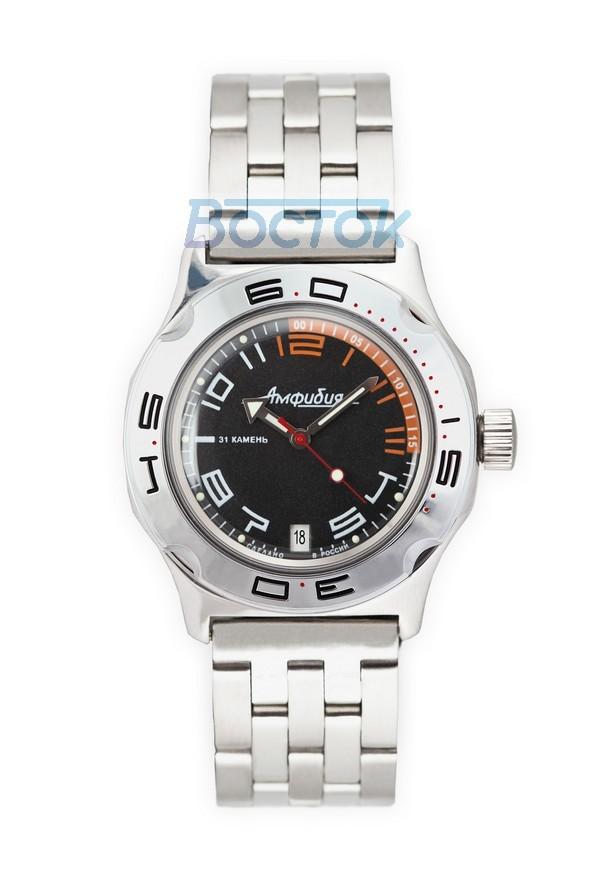 Russian automatic watch VOSTOK AMPHIBIAN 2416 / 100474