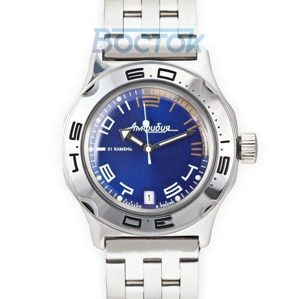 Russian automatic watch VOSTOK AMPHIBIAN 2416 / 100475