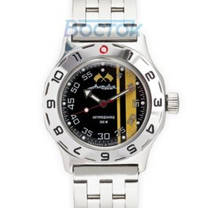 Russian automatic watch VOSTOK AMPHIBIAN 2416 / 100652