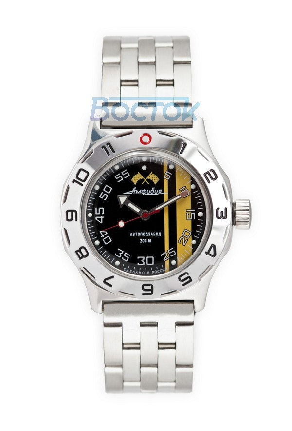 Russian automatic watch VOSTOK AMPHIBIAN 2416 / 100652