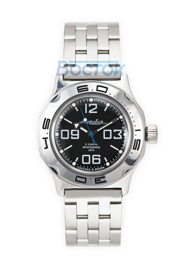 Russian automatic watch VOSTOK AMPHIBIAN 2415 / 100819