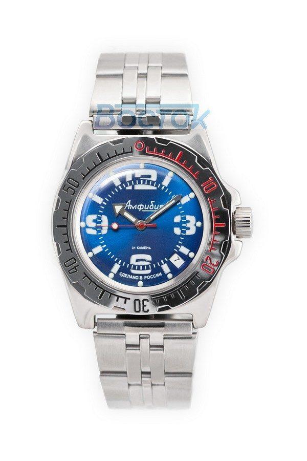 Russian Automatic Watch Vostok Amphibian 2416 / 110902