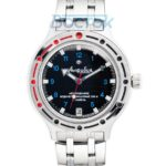 Russian automatic watch VOSTOK AMPHIBIAN 2416 / 420268