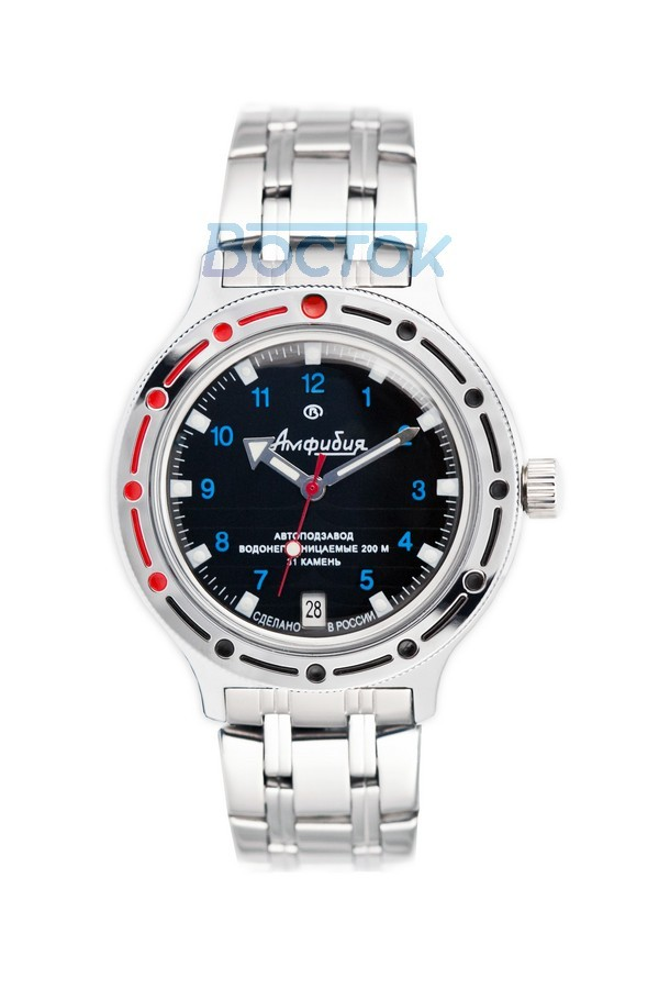 Russian automatic watch VOSTOK AMPHIBIAN 2416 / 420268