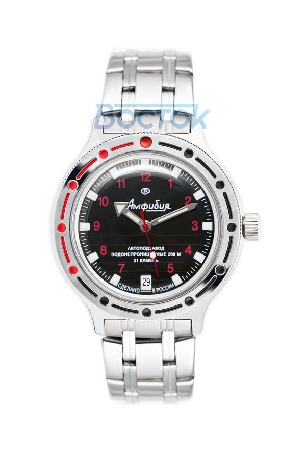 Russian automatic watch VOSTOK AMPHIBIAN 2416 / 420280