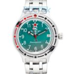 Russian automatic watch VOSTOK AMPHIBIAN 2416 / 420307