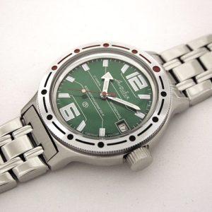 Russian automatic watch VOSTOK AMPHIBIAN 2416 / 420369