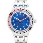 Russian automatic watch VOSTOK AMPHIBIAN 2416 / 420379