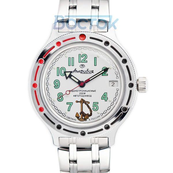 Russian automatic watch VOSTOK AMPHIBIAN 2416 / 420381