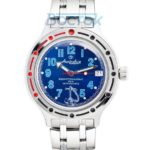 Russian automatic watch VOSTOK AMPHIBIAN 2416 / 420382