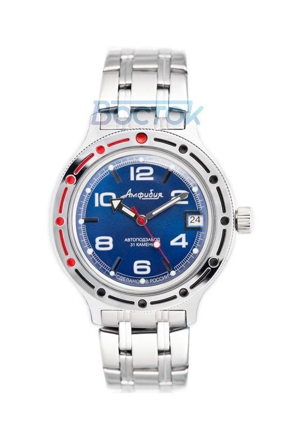 Russian automatic watch VOSTOK AMPHIBIAN 2416 / 420432
