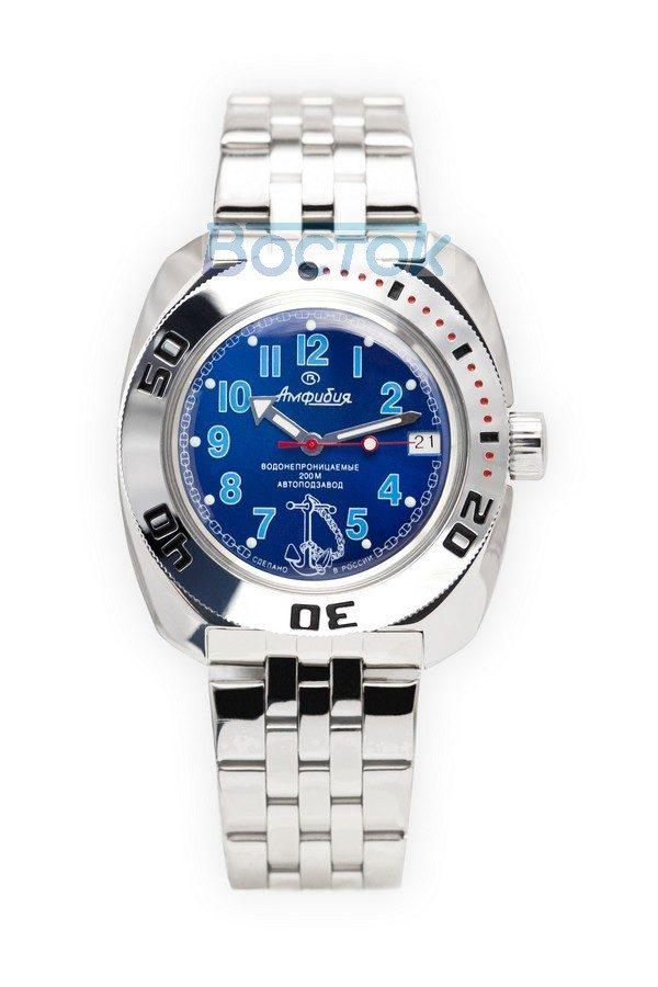 Russian automatic watch VOSTOK AMPHIBIAN 2416 / 710382
