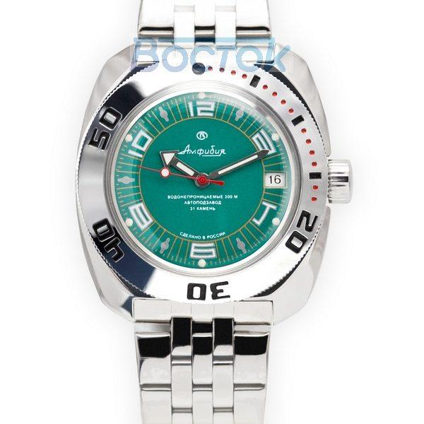 Russian automatic watch VOSTOK AMPHIBIAN 2416 / 710405