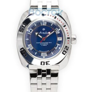Russian automatic watch VOSTOK AMPHIBIAN 2416 / 710406