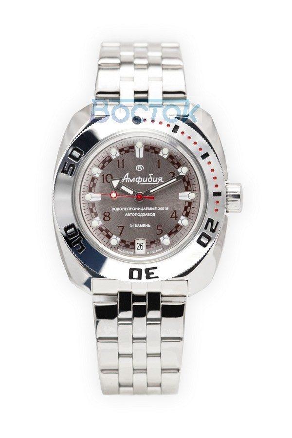 Russian automatic watch VOSTOK AMPHIBIAN 2416 / 710448