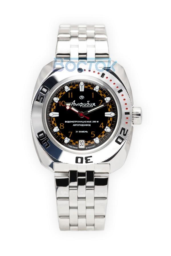 Russian automatic watch VOSTOK AMPHIBIAN 2416 / 710469