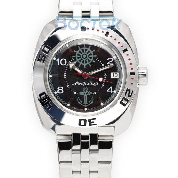 Russian automatic watch VOSTOK AMPHIBIAN 2416 / 710526