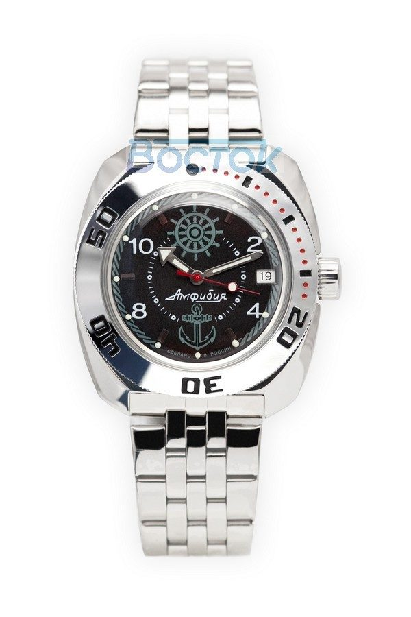 Russian automatic watch VOSTOK AMPHIBIAN 2416 / 710526