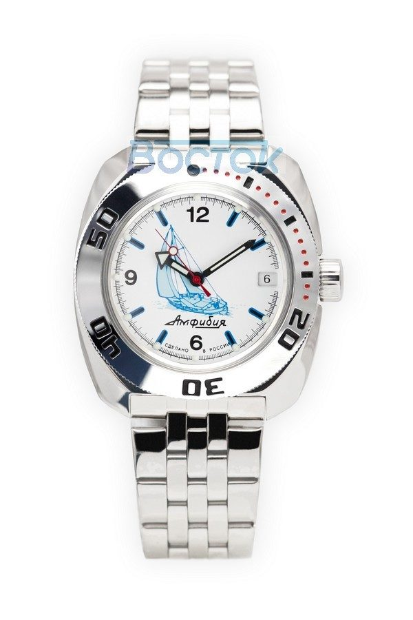 Russian automatic watch VOSTOK AMPHIBIAN 2416 / 710615